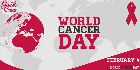 A Reflection On This Week's Headlines, On World Cancer Day