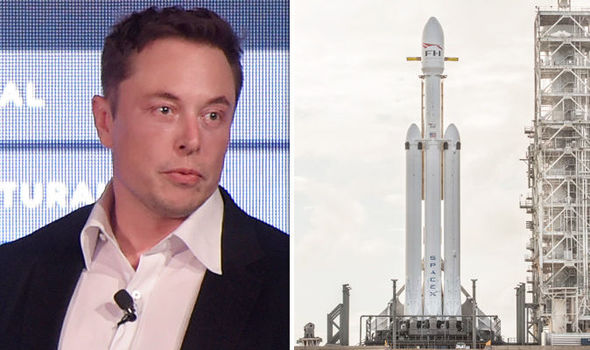 Next stop MARS Green light for Elon Musks SpaceX Falcon Heavy hyperbolic orbit launch