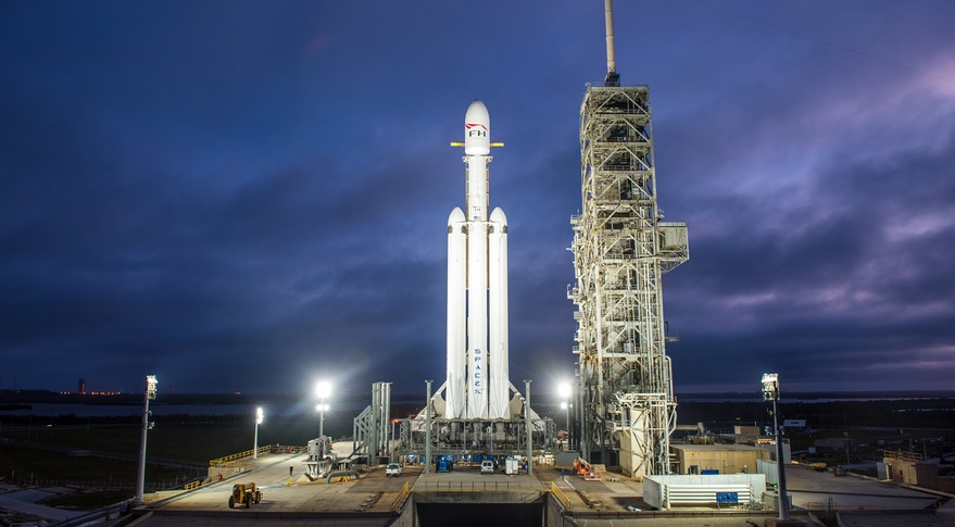 Elon Musk: Falcon Heavy will be a great rocket launch or the best fireworks display