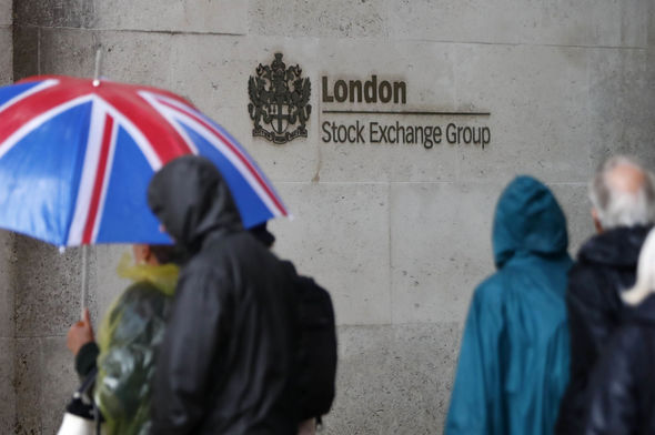 FTSE 100 LIVE update: FTSE down 250 points after Dow Jones and Nikkei plunge overnight