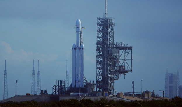 SpaceXs Falcon Heavy: The countdown is on