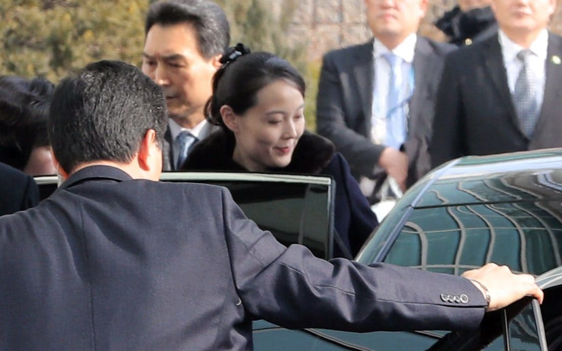 Kim Yo-jong arrives in South Korea: What we know about the North Korean 'princess