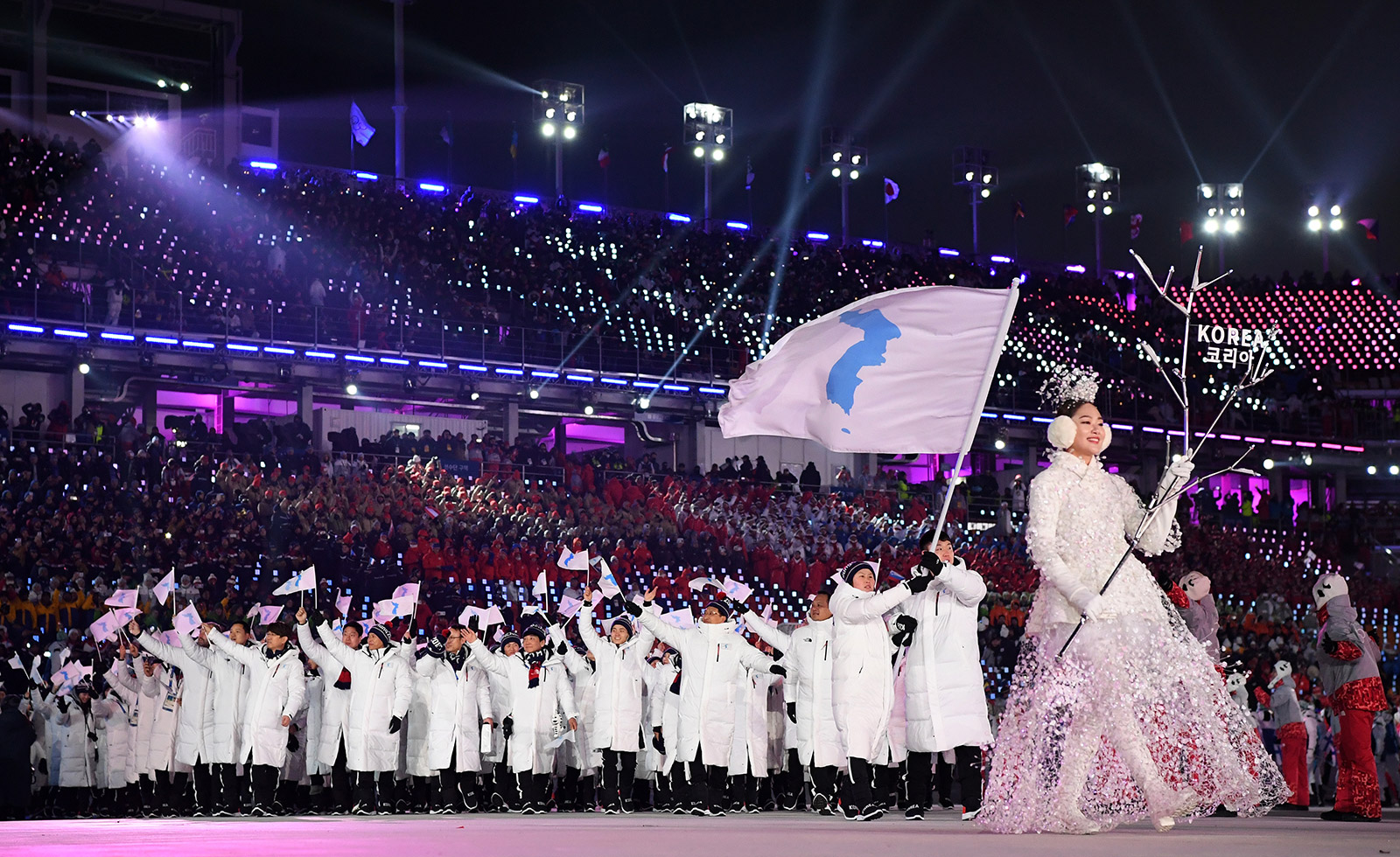 The best photos of the 2018 Winter Olympics