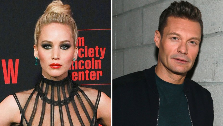 Jennifer Lawrence Unsure If She Will Speak With Ryan Seacrest at Oscars