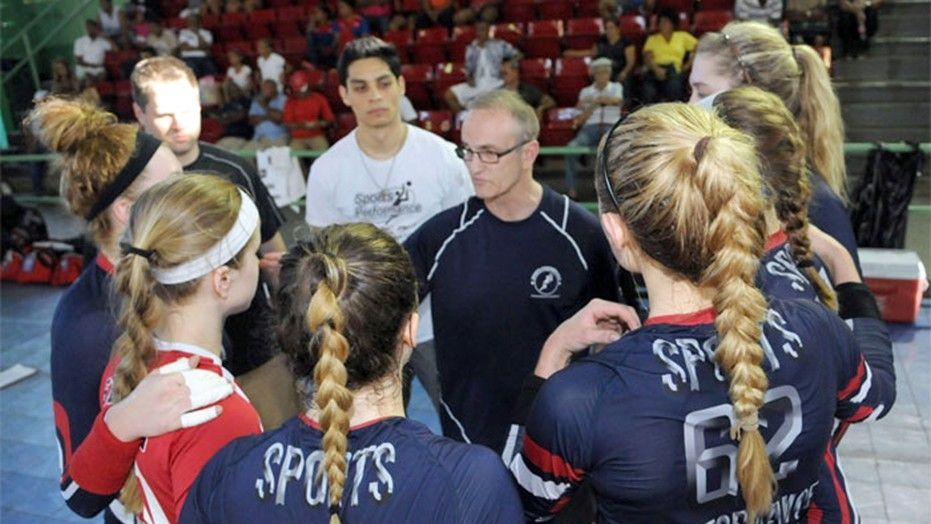 Ex-USA Volleyball coach accused of raping six girls hundreds of times, lawsuit alleges