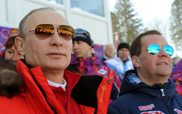 How Vladimir Putin gave order to shoot down passenger plane at Sochi Winter Olympics