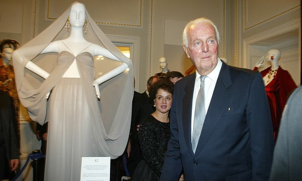 Hubert de Givenchy, creator of style icons, dies aged 91