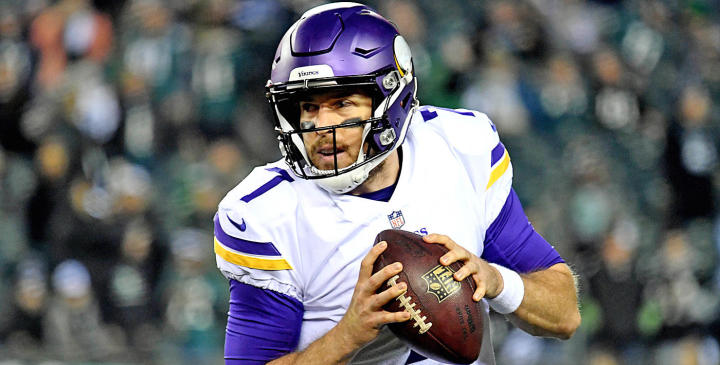 Case Keenum reportedly agrees to deal with Broncos as first QB domino falls