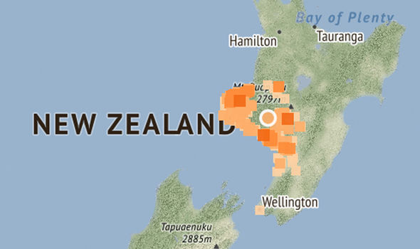 Earthquake ROCKS New Zealand near ACTIVE volcano Mount Ruapehu