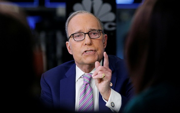 Donald Trump 'picks TV commentator and tariff critic Larry Kudlow as top economic adviser'