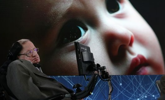 Stephen Hawking's memorable quotes: 'We are just an advanced breed of monkeys'