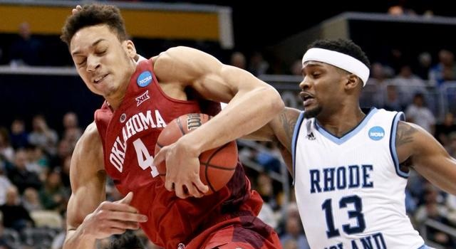 Rhode Island shuts down Young, Oklahoma in 83-78 win