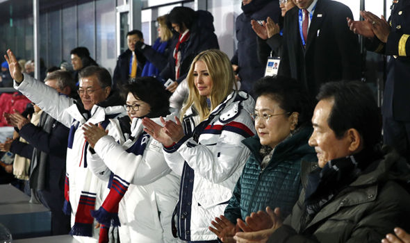 Ivanka Trump REPLACES Rex Tillerson for South Korea meeting as North Korea talks loom