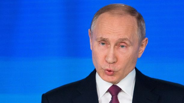 Russia developing nuclear weapons immune to interception, Putin claims