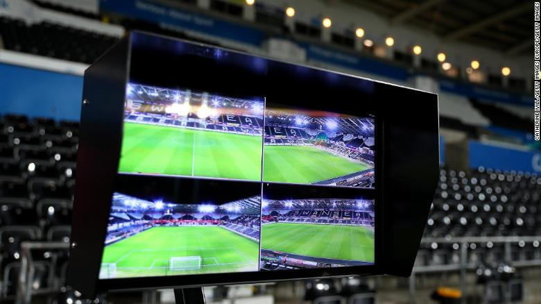 FIFA gives VAR the green light for 2018 World Cup