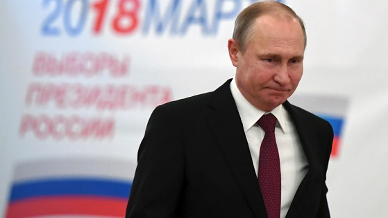 Significant moments in Putins 18 years of power