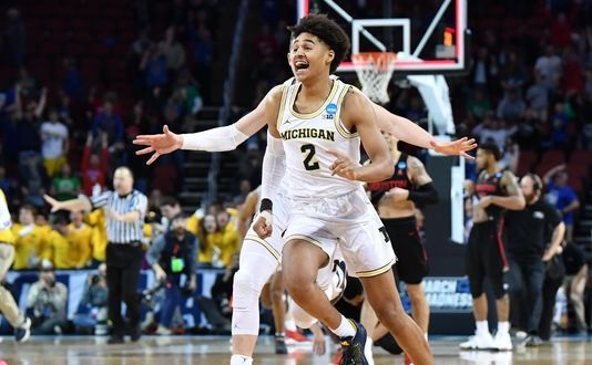 NCAA tournament 2018: Michigan stuns Houston with buzzer-beater by Jordan Poole