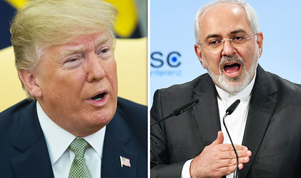 Iran warns Donald Trump of PAINFUL MISTAKE in stark THREAT over nuclear deal