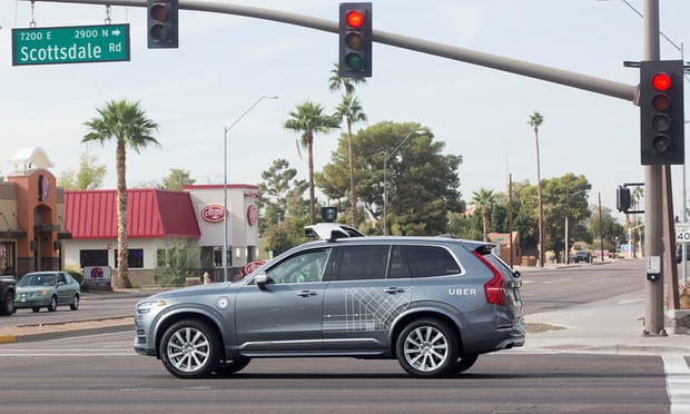 Self-driving Uber kills Arizona woman in first fatal crash involving pedestrian