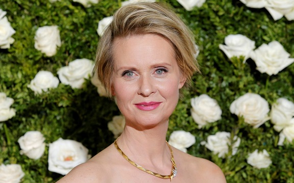 Sex and the Citys Cynthia Nixon announces candidacy for governor of New York