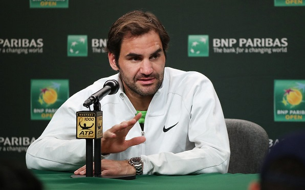 Roger Federer loses to Juan Martin del Potro in Indian Wells final