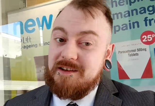 YouTuber Count Dankula Who Taught Dog Nazi Salute Faces Jail For Hate Crime