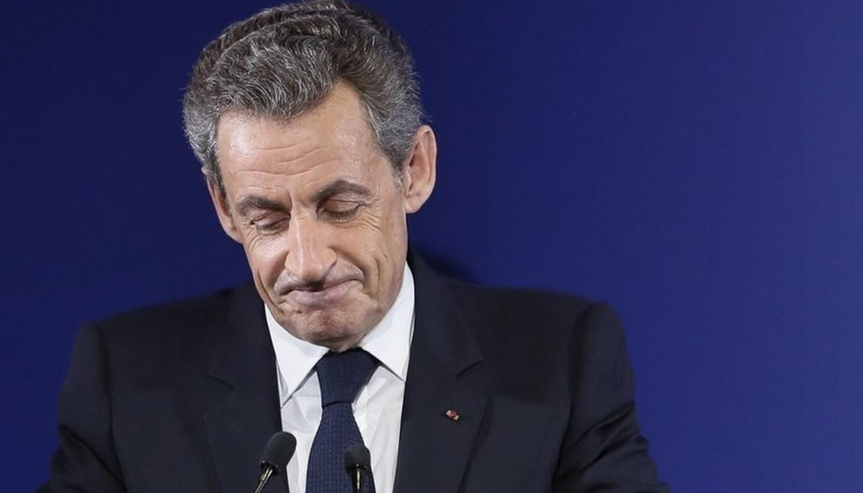 Former French president Sarkozy in police custody - source