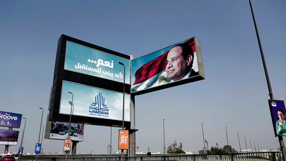 In Egypt election, el-Sissi imposes stability over democracy
