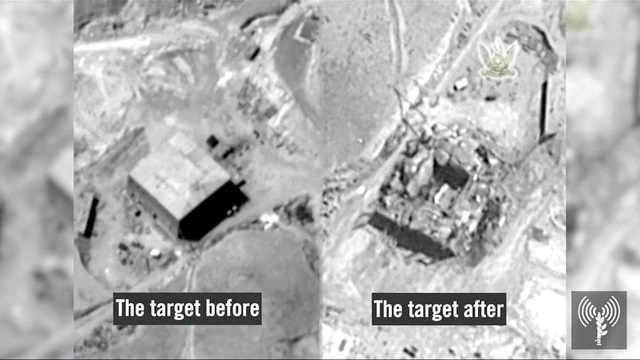 Israel formally acknowledges destroying suspected Syrian reactor in 2007
