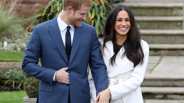 Meghan Markle and Prince Harry reveal details of wedding cake