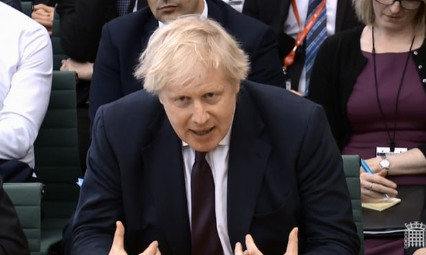 Boris Johnson compares Russian World Cup to Hitlers 1936 Olympics