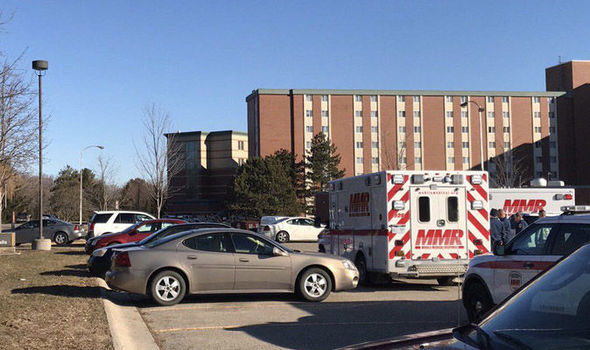 Central Michigan University shooting TWO DEAD -  ALL schools in city on lockdown