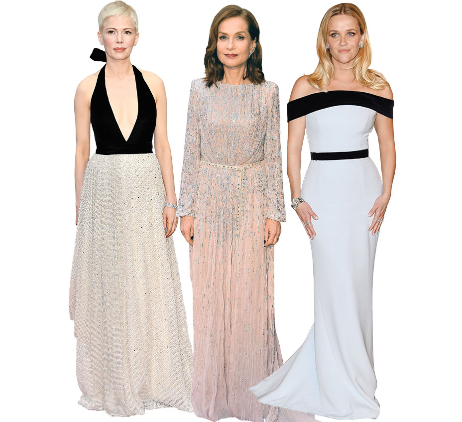 What to Wear at the Oscars When You Know Youre Probably Not Going to Win