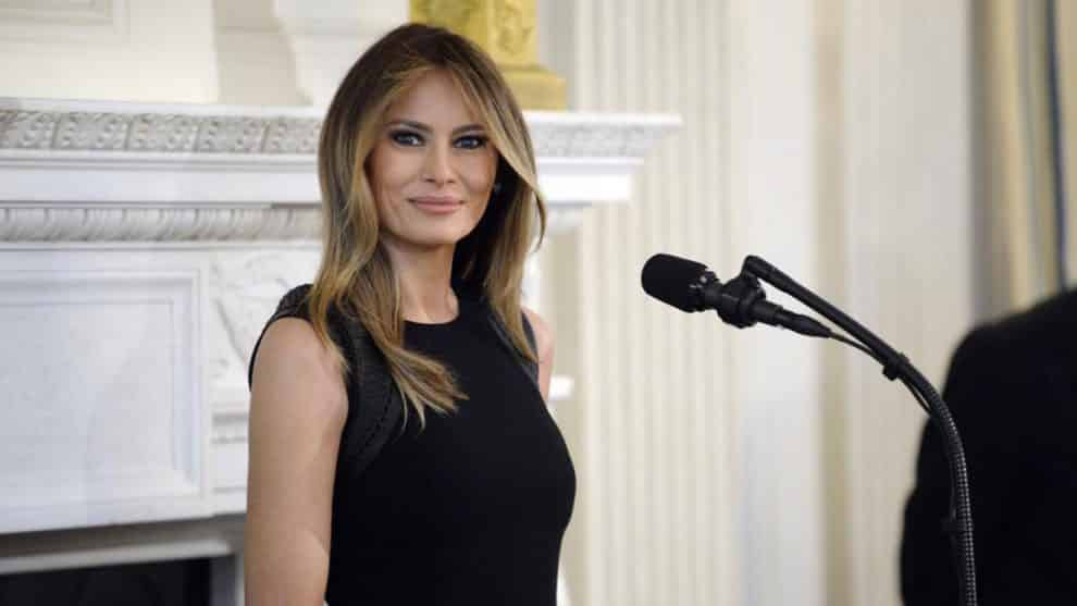 Melania Trump Got A Green Card For Immigrants With 'Extraordinary Abilities'