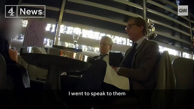 Cambridge Analytica CEO: I met Trump many times