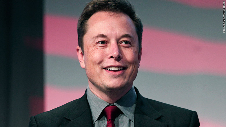 Elon Musk could become the richest man alive