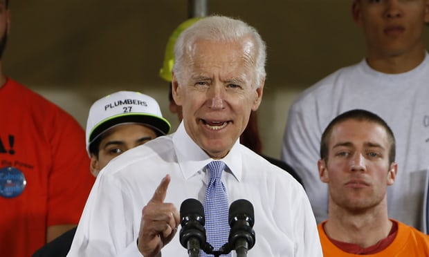 Trump attacks Joe Biden amid reports of 2020 presidential run