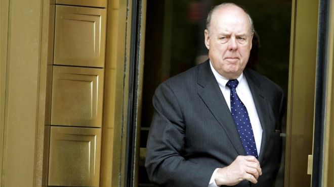 Donald Trumps top Russia lawyer John Dowd resigns