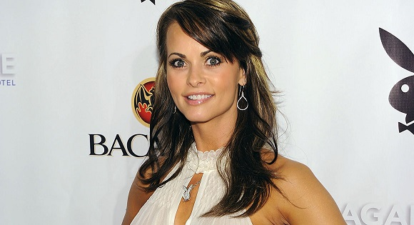 Ex-Playboy model says she kept journal of days she met with Trump