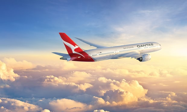First non-stop flight between Australia and UK set for take-off