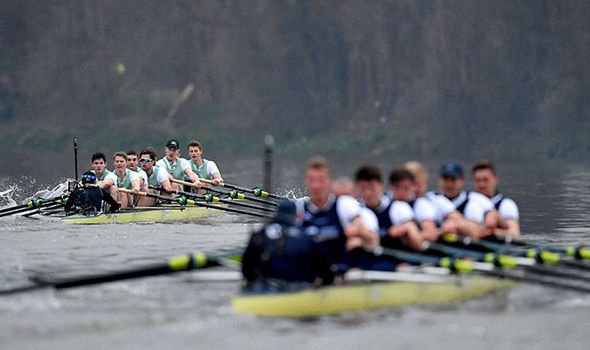 Boat Race 2018 LIVE: Oxford v Cambridge - live updates