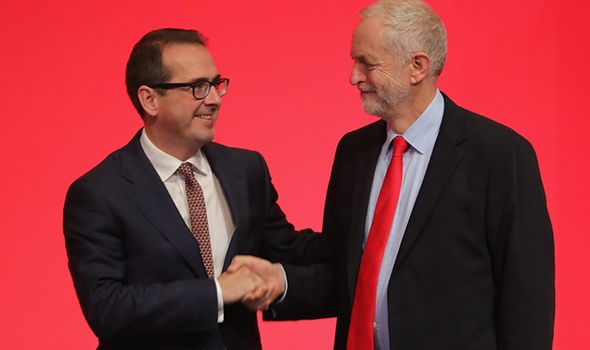 Owen Smith jumped the gun! Peston BLASTS Labour over inevitable second referendum move