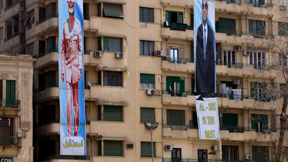 The Latest: Polls open in Egypts presidential election