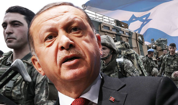 World War 3: Turkeys Erdogan calls for ARMY of Islam to ATTACK Israel on all sides