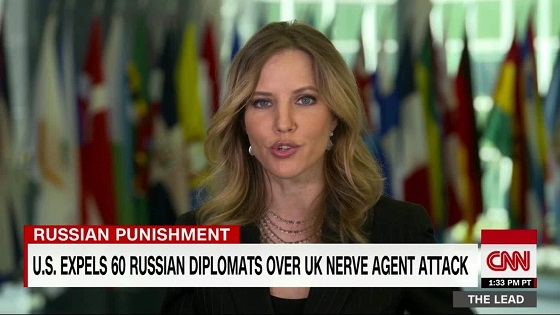 Russia warns of retaliation after 100 diplomats expelled