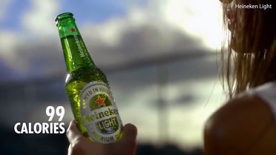 Heineken pulls ad after racism claims
