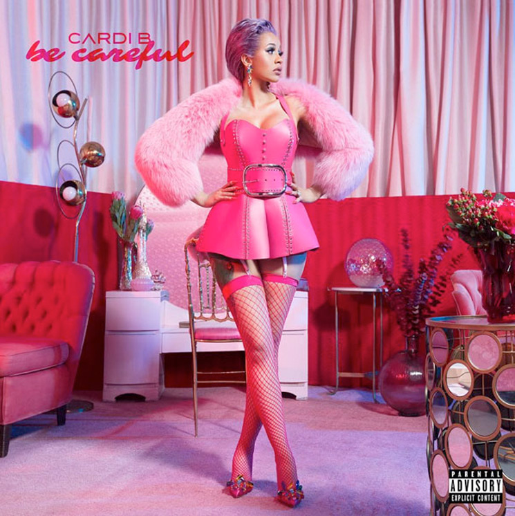 Cardi B Drops New Track Be Careful