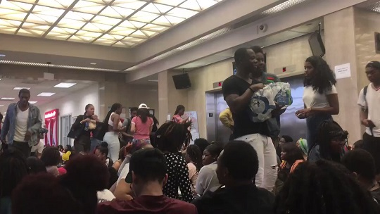 Howard University students demand answers in financial aid scandal