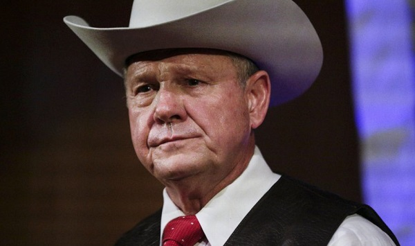 Ex-GOP Senate candidate Roy Moore pleads for money to cover legal fees