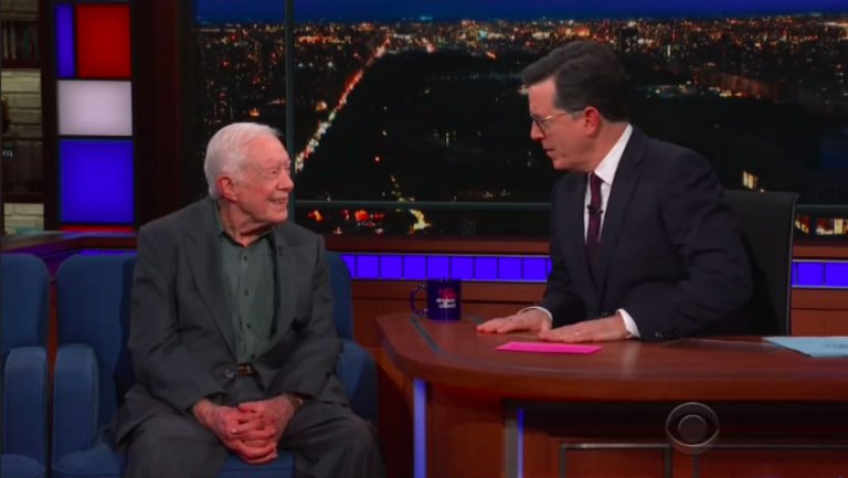 Jimmy Carter Rips Trump: Apparently, America Wants A Jerk For President
